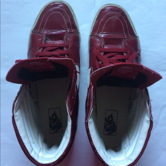Vans Shoes Sk8 High Valentines Day Edition Poshmark